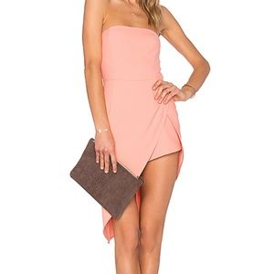 NBD romper / skirt dress